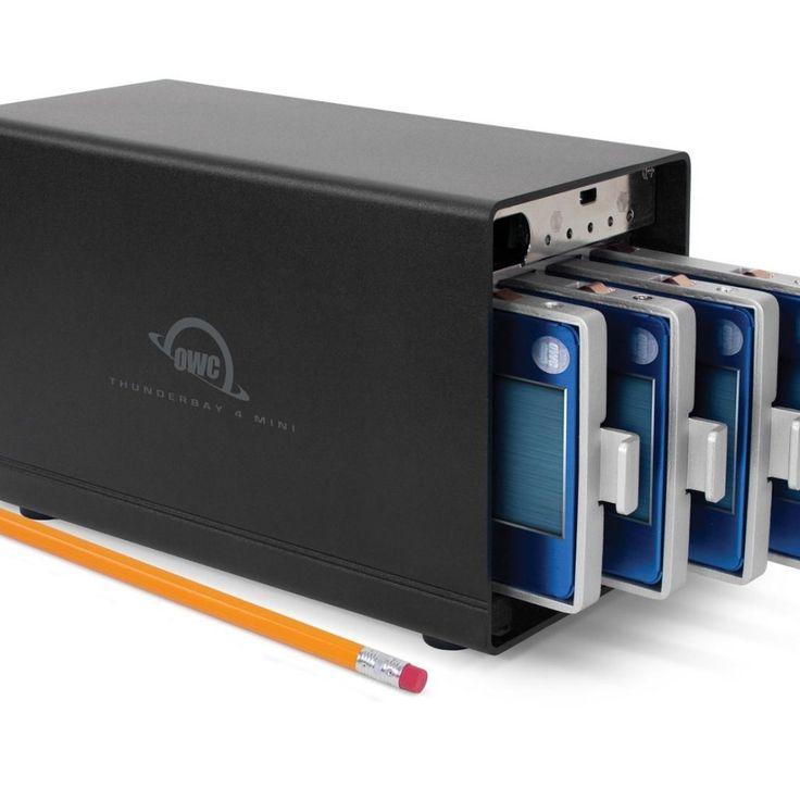 External Hard Drive Storage Cabinet