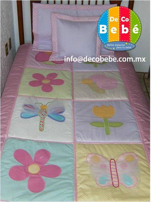 Bebe Deco Beb Edredones Cobertores Colchas Para Bebes