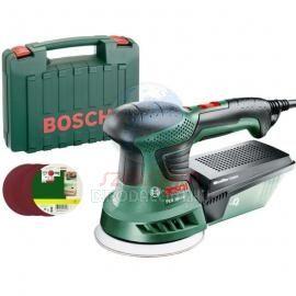 BOSCH PEX 300AE excentercsiszoló 270W 125mm