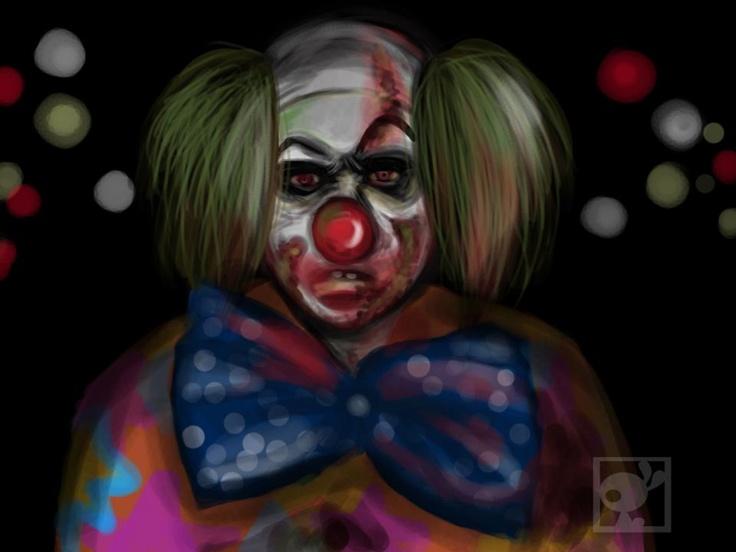 payaso Zombie