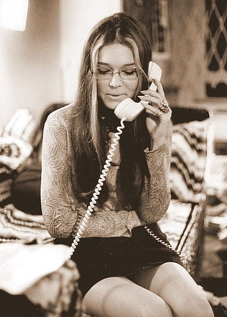 Gloria Steinem. Internalize the revolution. The matriarch.