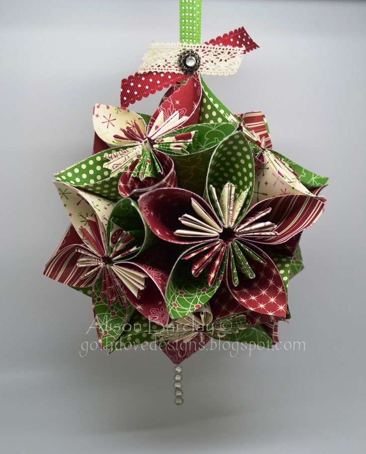 Decorative Christmas Ball Ornaments Best 25 Paper Christmas Ornaments Ideas On Pinterest  Paper