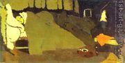 Sleep. c. 1891  by Edouard (Jean-Edouard) Vuillard