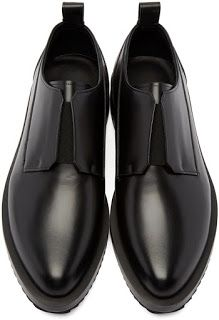 The Black Slip: #JuunJ Slip-On #Loafers | #SHOEOGRAPHY #black