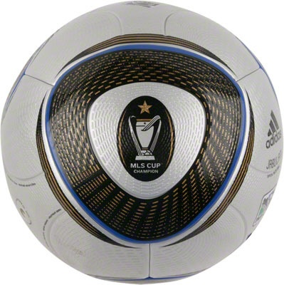 Real Salt Lake 2010 Game Used Ball w/ MLS Cup Logo... i so want this...