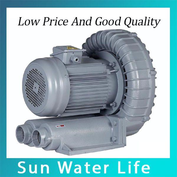 Industrial High Capacity Vortex Vacuum Pump Dry Air Blower Hg 1100