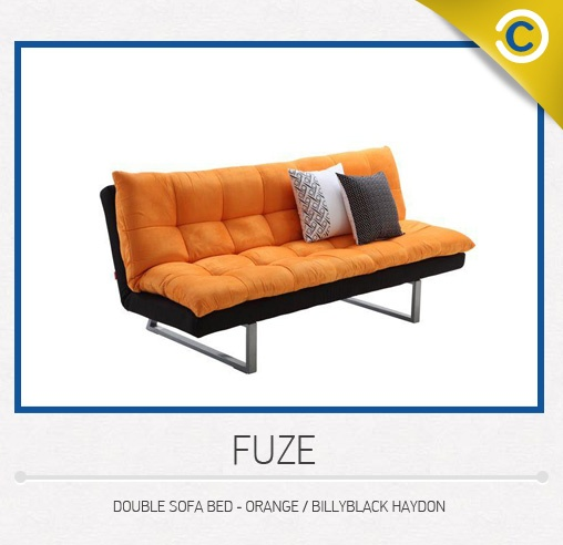FUZE Double Sofa Bed Courts Pin It To Win My Dream