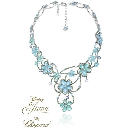 Chopard #Jewelry for Harrods (4) #necklaces #disney