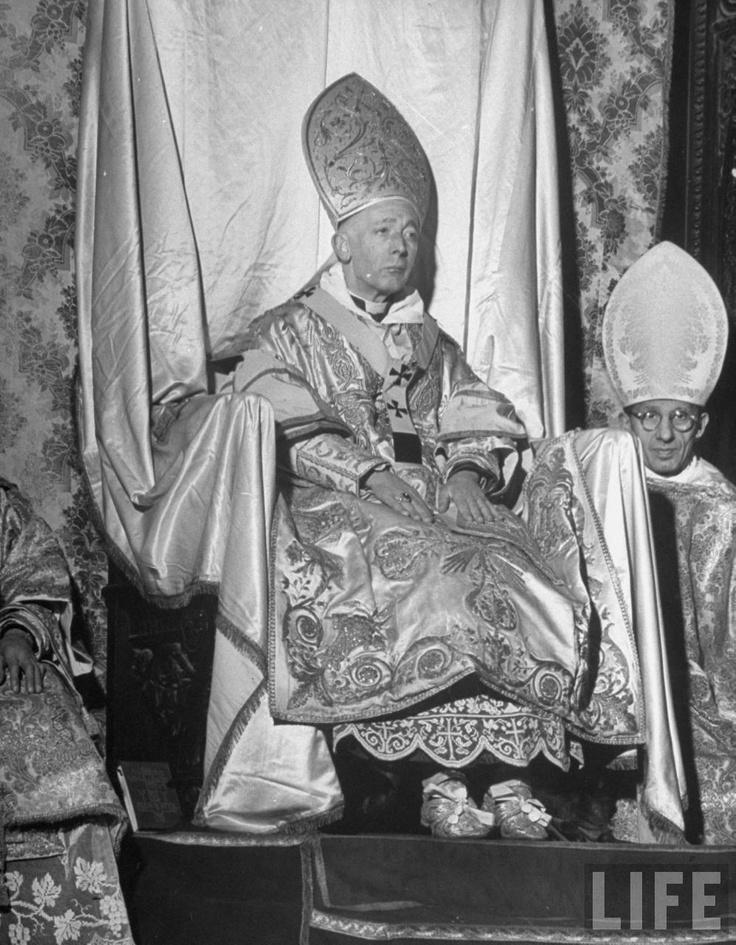 Cardinal Ildefonso Schuster