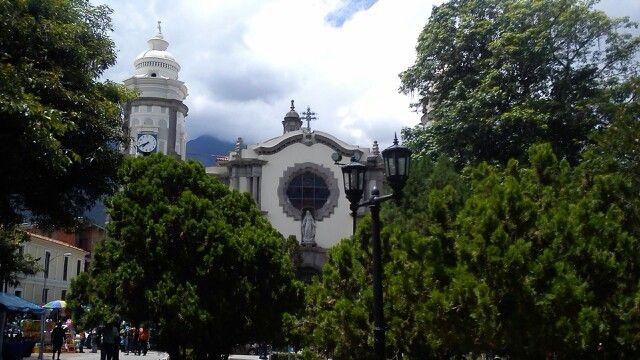 viajes a merida venezuela: