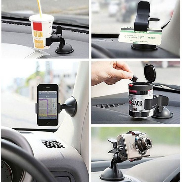 Universal 360 degree spin Car Windshield Mount cell mobile phone Holder Bracket stand for iPhone 6 7 for huawei Smartphone GPS #clothing,#shoes,#jewelry,#women,#men,#hats,#watches,#belts,#fashion,#style #HuaweiSmartphone
