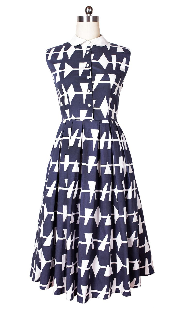 Sommerkleider knielang h&m | Trendige Kleider für die ...
