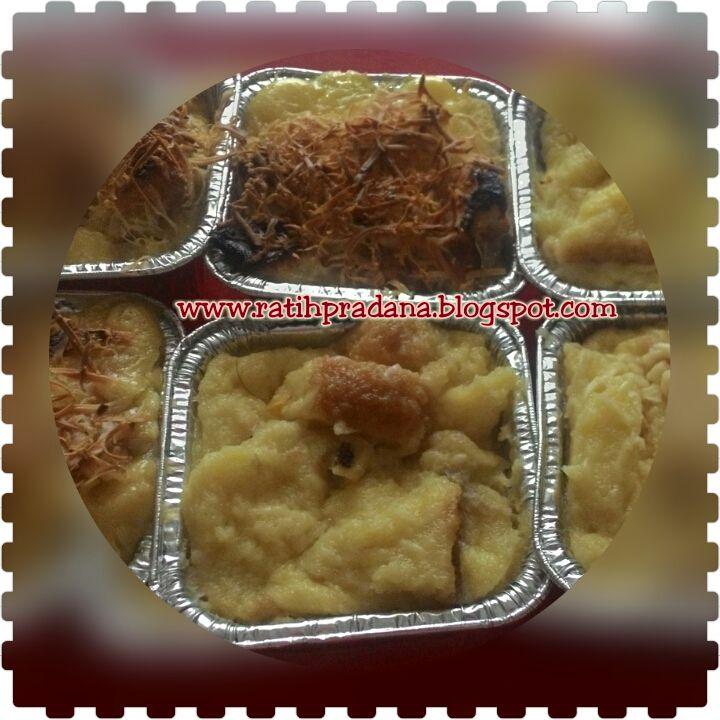 Sarikaya Roti Pisang