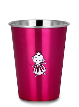 ecococoon pink princess cup. littlemodern.com
