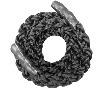 how to make your own battle ropes