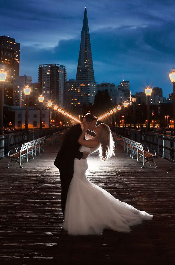 Modern Meets Classic Wedding in San Francisco   Strictly Weddings