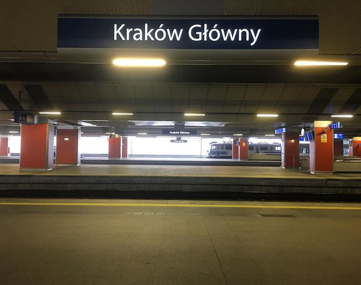 The view from Platform 3 at #Kraków #Glowny. #IgersKraków #travel #tourism #tourist #railway #train #station #Poland #Polska