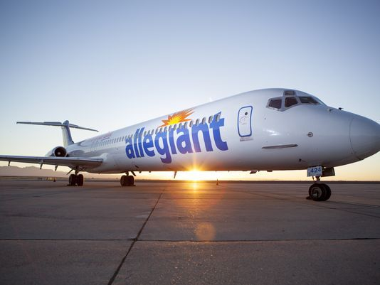 Allegiant Air is adding a boarding pass fee next month and the carrier's baggage fees are going up on Wednesday.