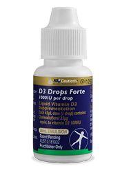 Bio Ceuticals D3 Drops Forte