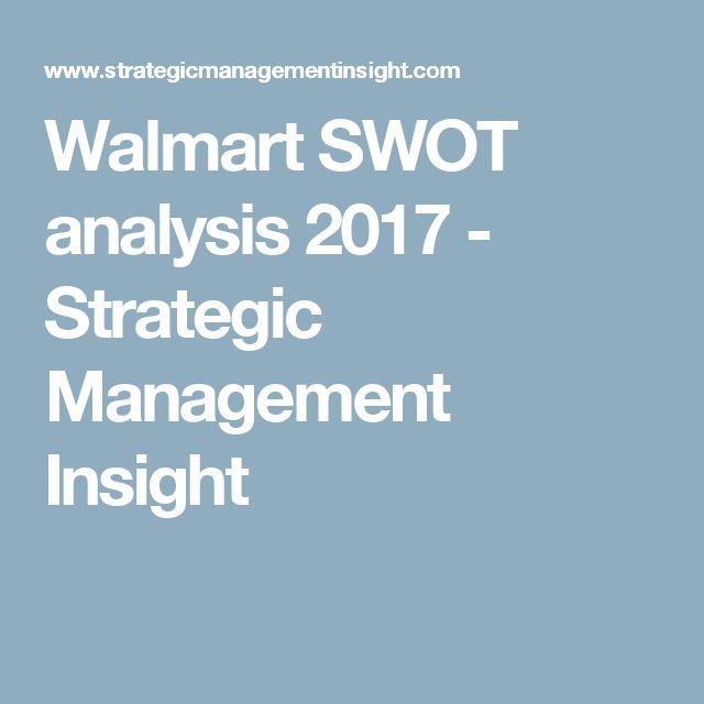 WalMart: VRIO Analysis