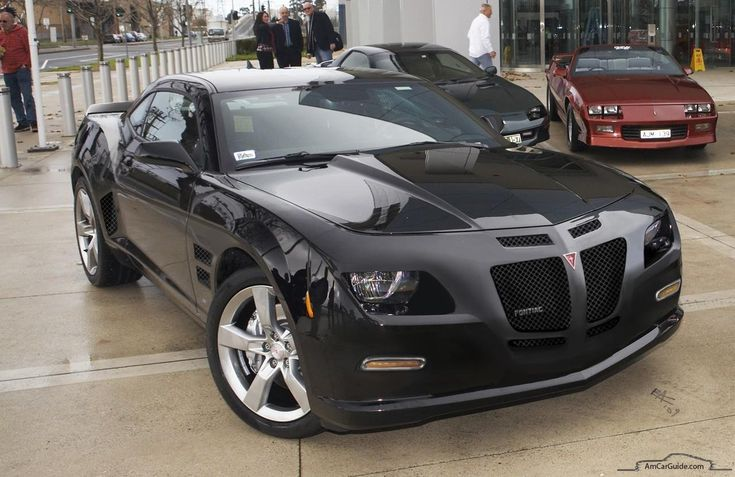 New Trans Am. I just want to hug it its so beautiful.