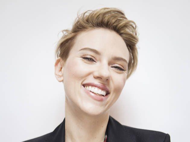 "Scarlett Johansson on NYC: ""The city is beautiful and tragic"""