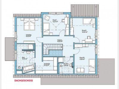 Grundriss haus modern mit erker  Die besten 20+ Einfamilienhaus mit einliegerwohnung Ideen auf ...