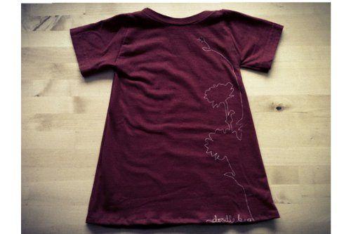 Tutorial: T-Shirt-Recycling