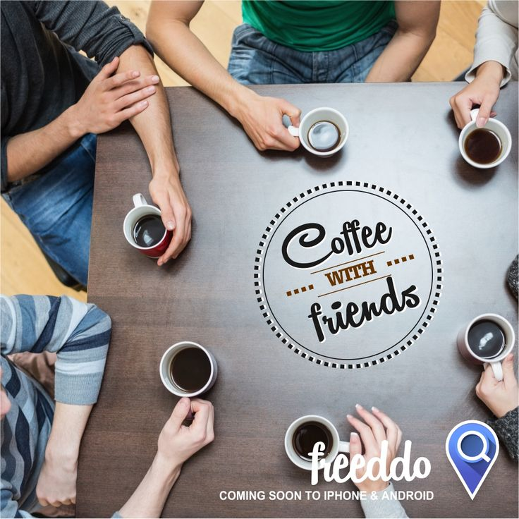 Invite friends with freeddo app
