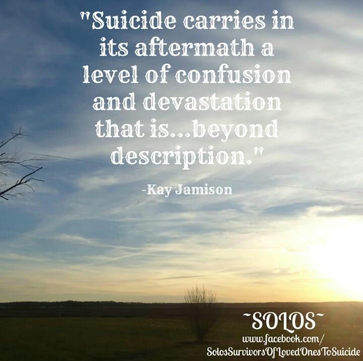 Suicidal Qoute: 28 Best Survivors Of Suicide Loss Images On Pinterest