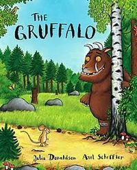 The Gruffalo illustrated story book - a favourite in our house