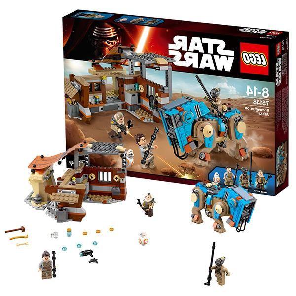 Lego LEGO, Star Wars Столкновение на Джакку