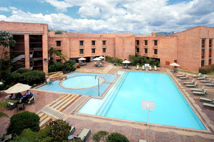 5-star hotel in Paipa, Colombia