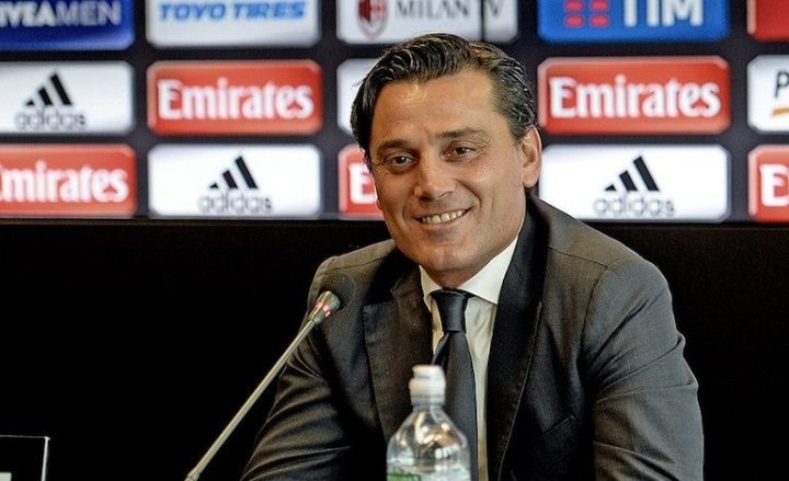 Milan boss Vincenzo Montella insists victories are achieved by the players quality the Coachs skill and clubs expertise not tactics.  Source