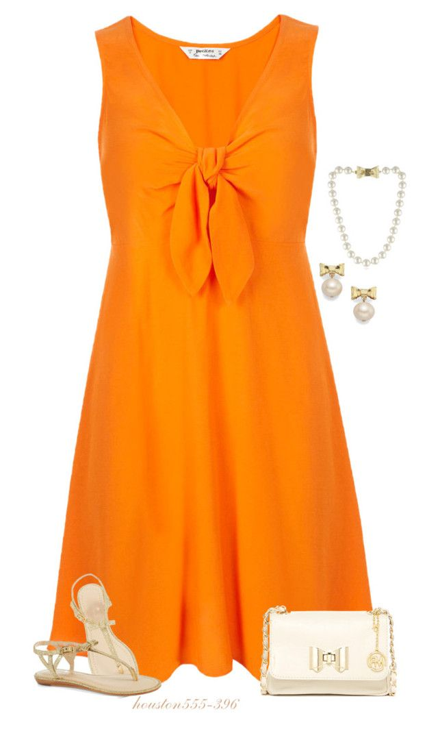 """Bows & Bows"" by houston555-396 ❤ liked on Polyvore"
