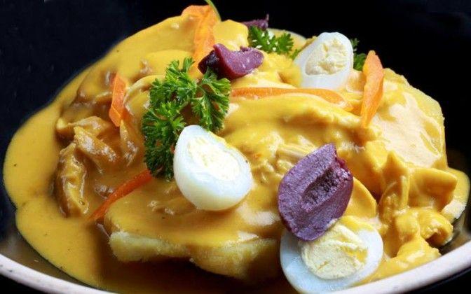 La receta de ají de gallina estilo Gastón Acurio | CocineroPeru