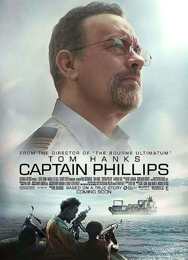 Captain Phillips was a good movie, Tom Hanks gave a strong moving performance and he should have been nominated for best actor in a leading role at the oscars!