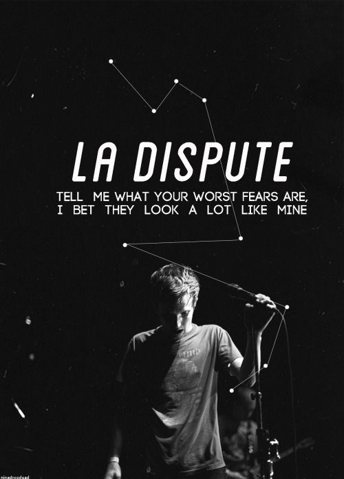 La Dispute - all our bruised bodies and the whole heart shrinks