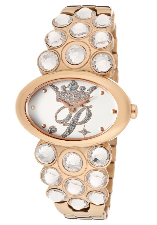 Price:$95.00 #watches Paris Hilton PH12873MSR-01M, With designs that embody the effortlessly chic and carefree nature of Paris herself, the Paris Hilton timewear collection offers trend setting designs to suit any occasion.