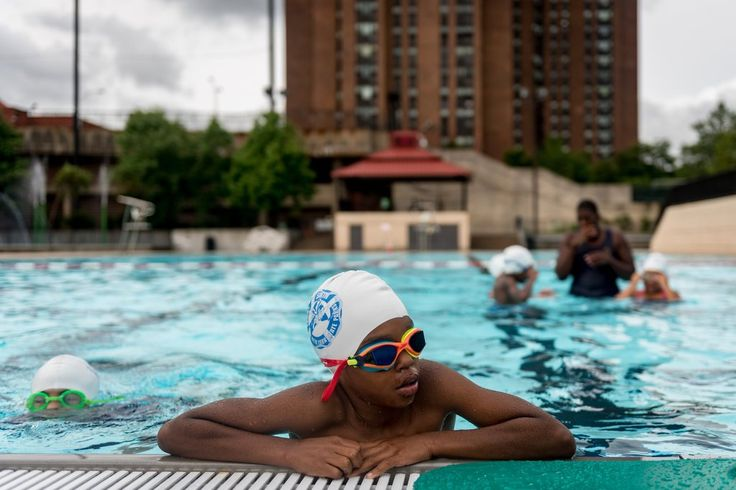 New York City is a leader in offering free summer lessons that may be helping to close the longstanding racial gap in swimming ability, a study shows.