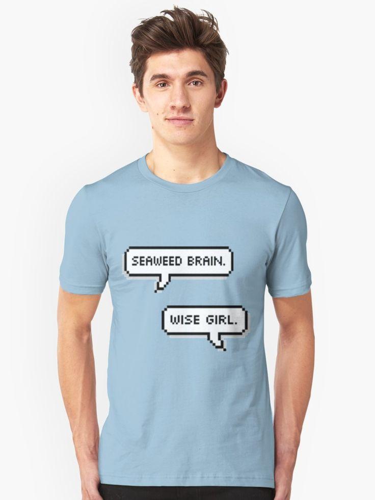 Seaweed Brain and Wise Girl by StormysSeas