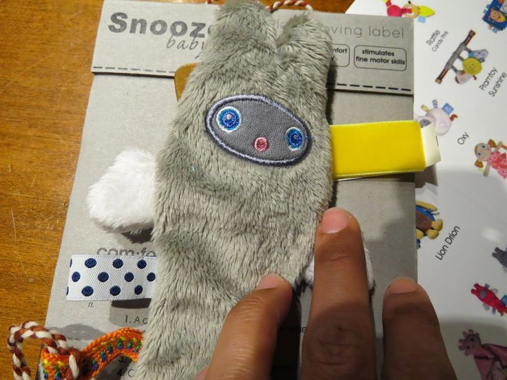 Comfort your baby with Snooze baby
