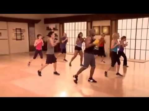 Clase de aeróbic para quemar grasas. Adelgazar bailando! - YouTube