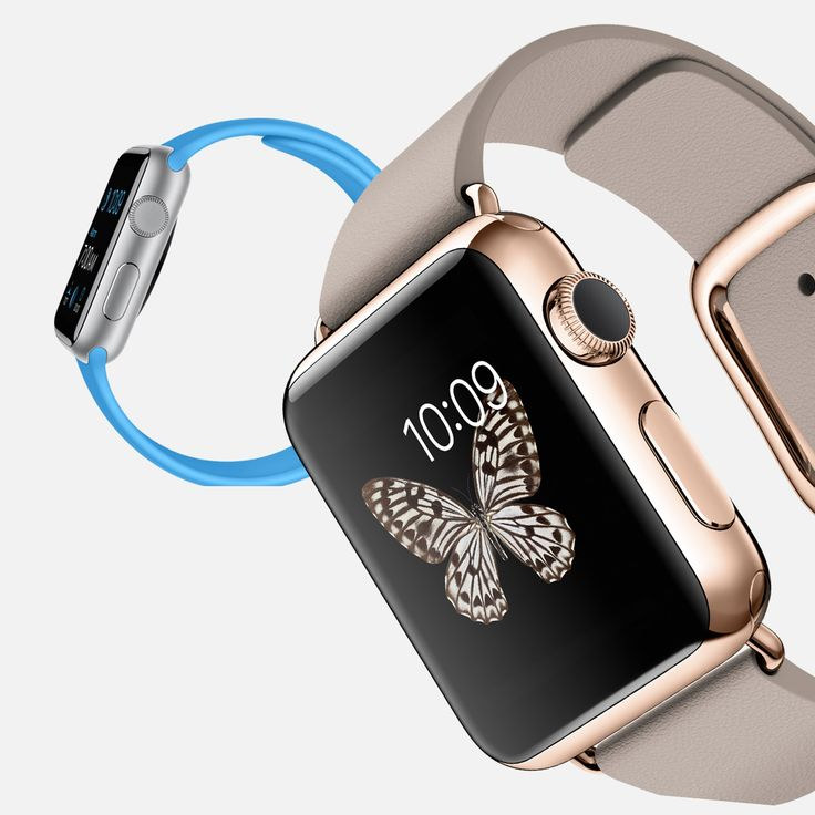 Apple - Apple Watch - Design