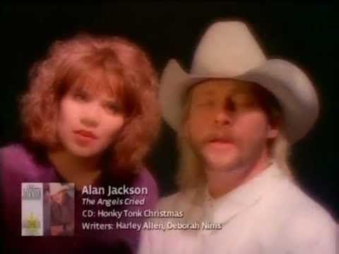 alan jackson the angels cried - Alan Jackson Honky Tonk Christmas