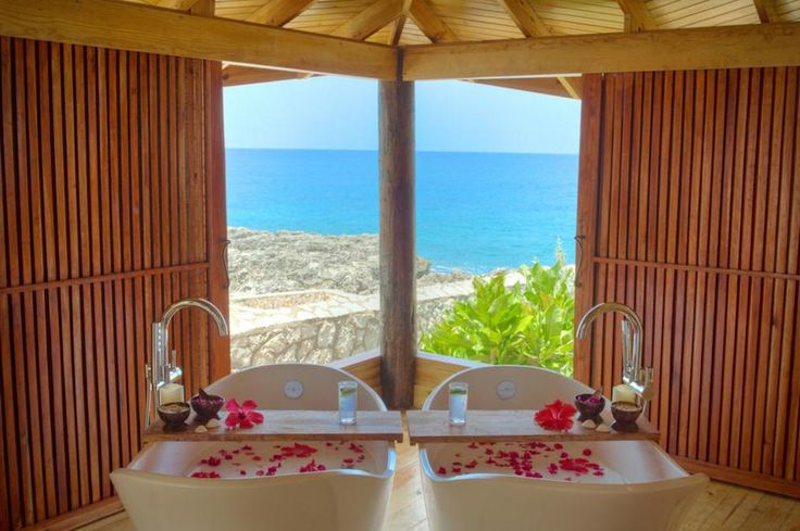 Rockhouse jamaica The treatments are available in the form of a 50-minute soak; a 90-minute scrub and soak; a 100-minute soak and massage; and a 150-minute exfoliating scrub, soak and massage