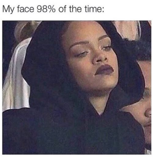 21 Rihanna Memes For All Your Weekend Feelings –