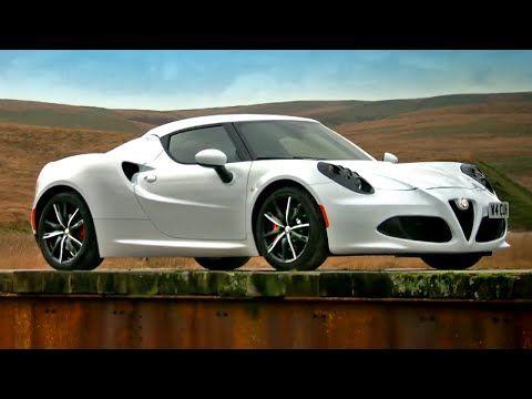 Vicki Reviews The Alfa Romeo 4C - Fifth Gear - YouTube