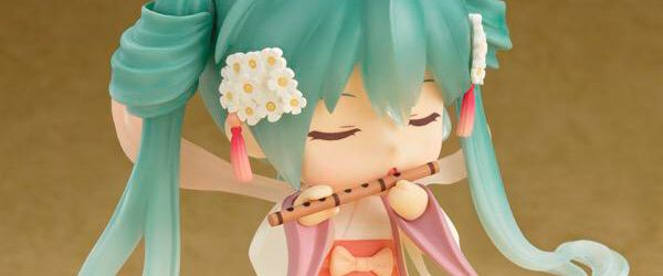 Check Out The Lunar Festival Miku Hatsune Nendoroid | Plastikitty