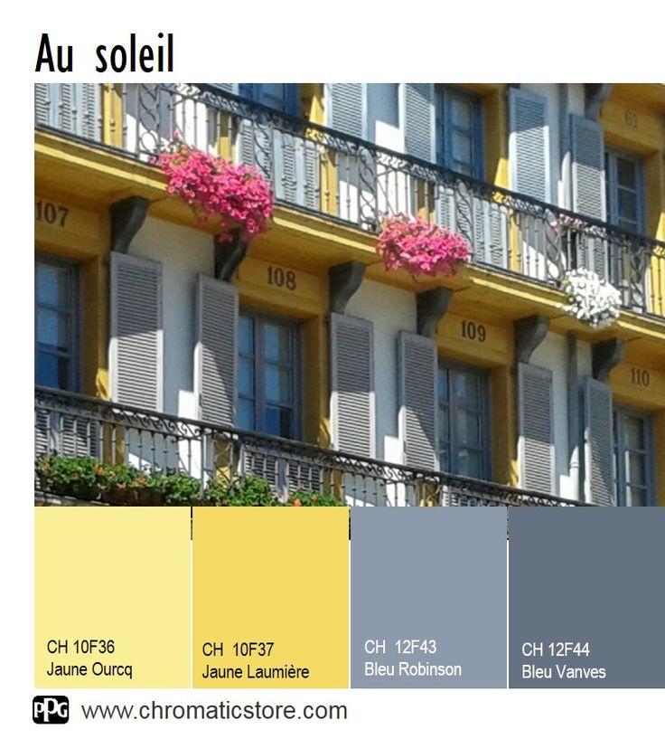 Simulation couleur facade stunning best modle grenade for Simulation couleur facade